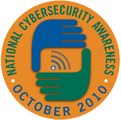 National Cybersecurity Awareness Month 2010