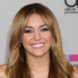 Miley Cyrus. Image courtesy of Helga Esteb/Shutterstock.