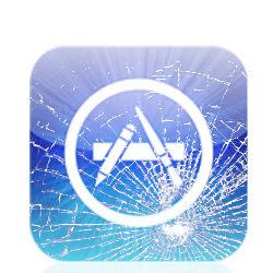 App Store cracked