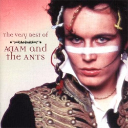 Adam Ant is NOT dead - despite what you may have read on the net