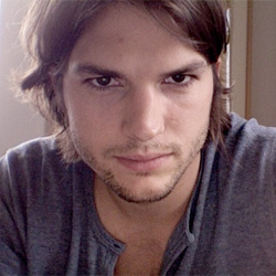 Ashton Kutcher Foursquare hack witnessed by millions of Twitter users