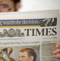 Times journalist disciplined for computer hacking