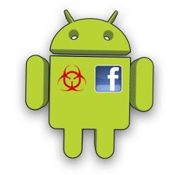 Android malware spread via Facebook [VIDEO]