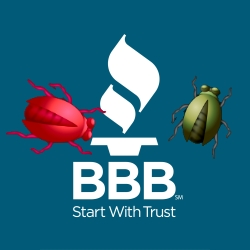 Better Business Bureau malware attack spammed out