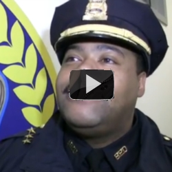 Sarcastic police video