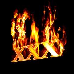 XXX on fire