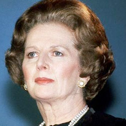 Thatcher is NOT dead. False news of former British Prime Minister's death spreads on Twitter