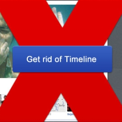 Beware Remove your Facebook Timeline scams