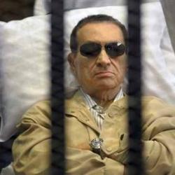 Rumours of former Egyptian President Hosni Mubarak's death spread on Twitter