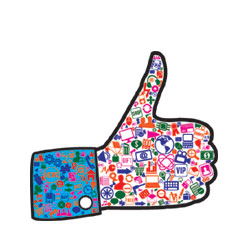 Thumbs up, courtesy of Shutterstock