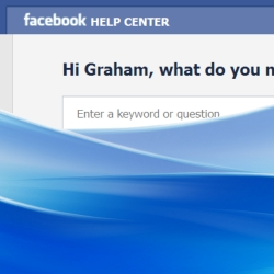 Spammers flood Facebook's own Help Center