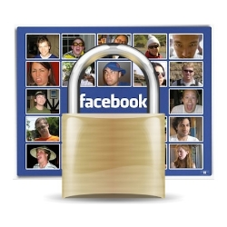 Facebook reveals friends list even when it's set to private