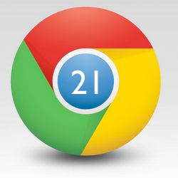 Google releases Chrome 21, shells out $3,500 for security holes