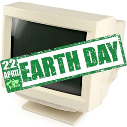 How Earth Day could save both the planet... and the internet