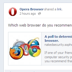 Is Opera really the safest browser?