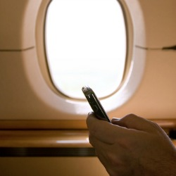 Ban on in-flight gadget use: based on fear or evidence?