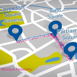 Warbiking in London - insecure WiFi hotspots exposed [VIDEO]