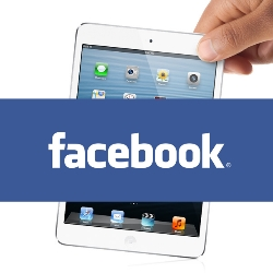 Free iPad Mini scam spreads via Facebook rogue application