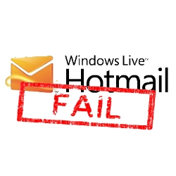 How Hotmail lets down its users security-wise compared to Gmail and Yahoo