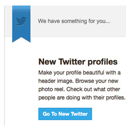 Invited to change your Twitter profile's header image? Careful, it could be drug spam