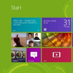 Phishing attack promises a free version of Windows 8