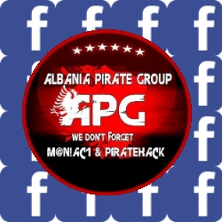 Facebook shuts down Albania Pirate Group, after stolen passwords shared
