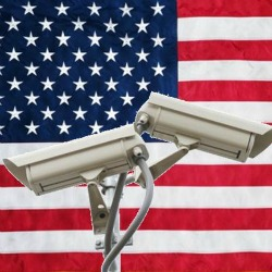 US surveillance, image courtesy of Shutterstock