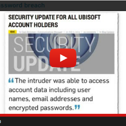 Keyjacking, Ubisoft data breach, Apple QuickTime holes – 60 Sec Security