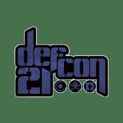 DEF CON 21 logo