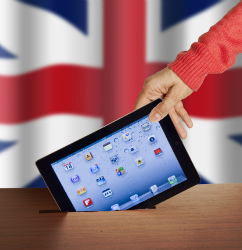 Fear of bugging prompts iPad ban in UK Cabinet meetings