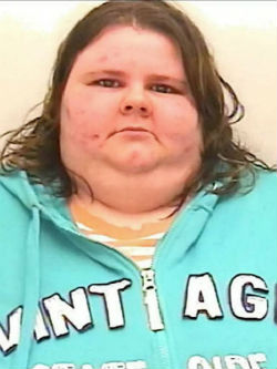 UK woman jailed for trolling herself, trying to pin it on family, image courtesy of SWNS