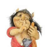 Troll. Image courtesy of Shutterstock.