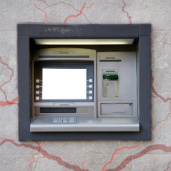 Are your veins going to replace your PIN at the ATM?
