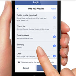 Facebook announces new 'Anonymous Login' for third party apps