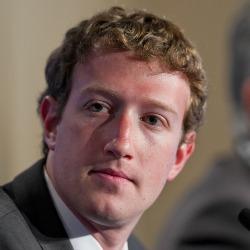 Mark Zuckerberg. Image courtesy of Frederic Legrand / Shutterstock.com