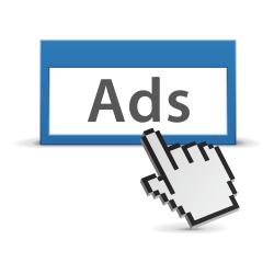Online ad clicks