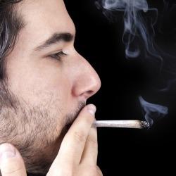 Smoker. Image courtesy of Shutterstock.com.