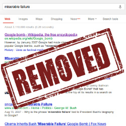 Google to flag 'right to be forgotten' censored search results