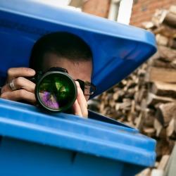 Spy. Image courtesy of Shutterstock