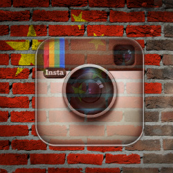 China blocks Instagram as Hong Kong protesters take over the streets