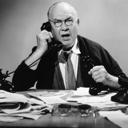 The company telephone: A '6-figure liability waiting to happen'