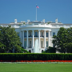 White House. Image courtesy of Shutterstock