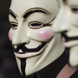 Anonymous e-hijacks KKK in wake of threats against Ferguson protesters