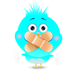 Blue bird. Image courtesy of Shutterstock