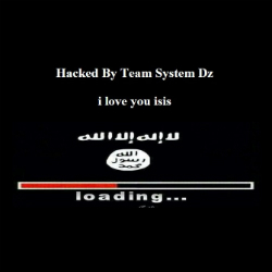 Local rugby team's site defaced to read 'I love you Isis'