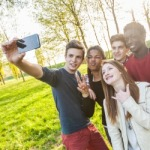 Selfie. Image courtesy of Shutterstock