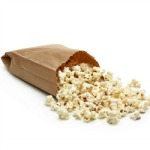 Popcorn. Image courtesy of Shutterstock