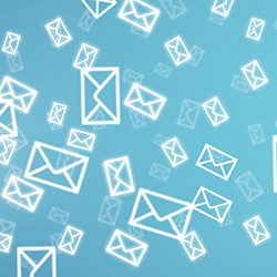 Email. Image courtesy of Shutterstock.