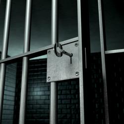 Jail. Image courtesy of Shutterstock.