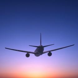 Plane. Image courtesy of Shutterstock.